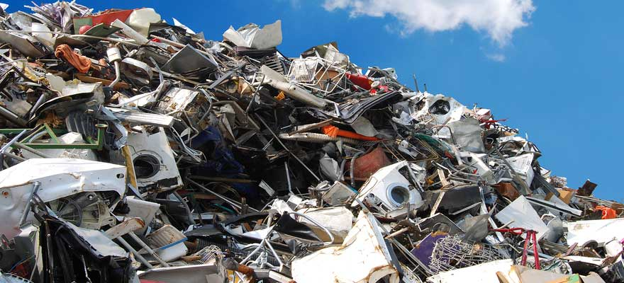 scrape recycle