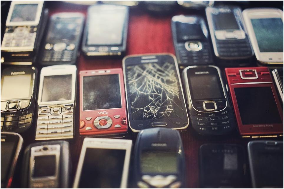 e waste mobiles